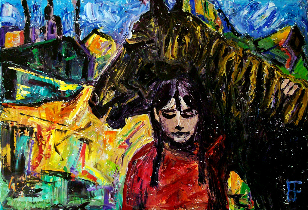 forrest_girl_and_horse_oil_on_canvas_20x30_2012